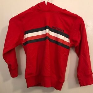 Never worn child's Tommy Hilfiger hoody